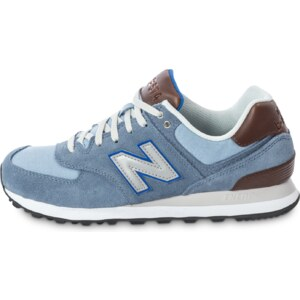 New Balance Baskets/Running Ml574 Bcd Casual Bleue Homme