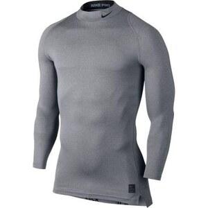 NIKE2 Termo triko Nike Cool Compression dl.r. se stojáčkem XL ŠEDÁ -  Glami.cz 9d78a4ced5