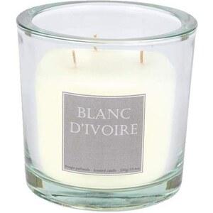 Blanc d 39 ivoire l 39 orientale bougie transparent - Petit blanc d ivoire ...