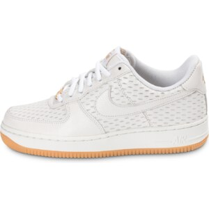 Nike Baskets Air Force 1 '07 Premium Blanche Femme