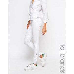 Vero Moda Tall - Jean skinny - Blanc