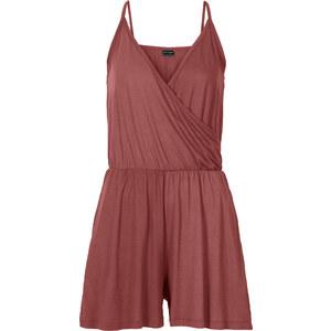 RAINBOW Jumpsuit ohne Ärmel in rot (V-Ausschnitt) für Damen von bonprix