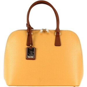 Beverly Hills Polo Club Handtasche - senfgelb