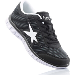 bpc bonprix collection Tennis noir chaussures & accessoires - bonprix