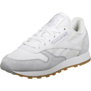 Reebok Cl Leather Spp W chaussures white/grey/black