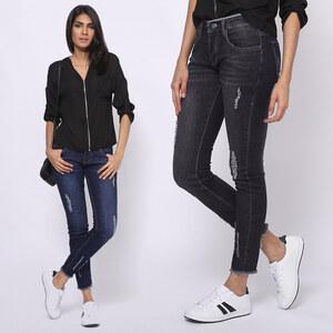 Lesara Jeans look usé