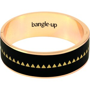 bangle up Bracelet Imprimé Triangles Bollystud