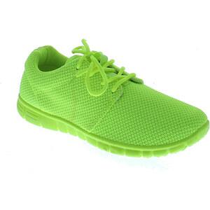 Lesara Blink Sneaker Neon - Gelb - 36