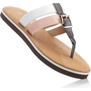bpc bonprix collection Mules entredoigt marron chaussures & accessoires - bonprix