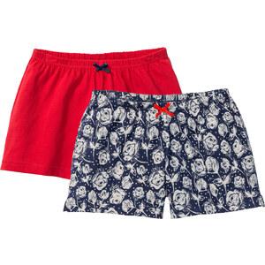 bpc bonprix collection Lot de 2 shorts rouge lingerie - bonprix