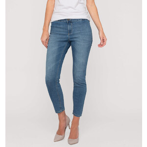 C&A Ankle Jeans in Blau
