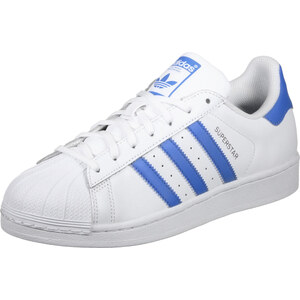 adidas Superstar chaussures ftwr white/ray blue