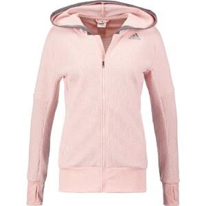 adidas Performance Sweatjacke vapour pink