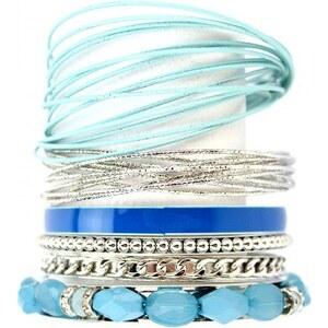 Bracelets Multiples Blue OYS Chaînes, - Cendriyon