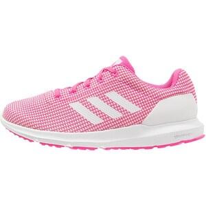 adidas Performance COSMIC Laufschuh Neutral shock pink/halo pink/core black