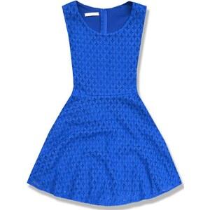 Kleid blau 1763 S