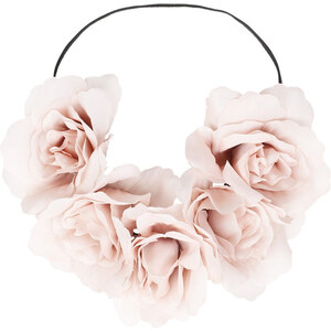 Tally Weijl Rosa Blumen-Haarschmuck