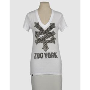 Kurzärmliges T-Shirt - ZOO YORK - BEI YOOX.COM