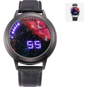 Lesara Montre LED design galaxie
