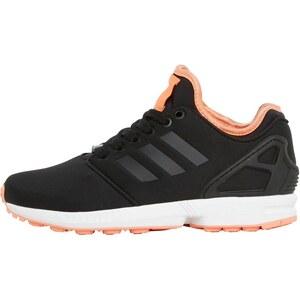 adidas Originals Damen ZX Flux NPS 2. Flash Sneakers Schwarz