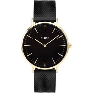 Montre Cluse La Bohème - Mesh Gold Black/Black