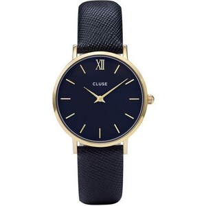 Montre Cluse Minuit - Gold/Midnigth Blue