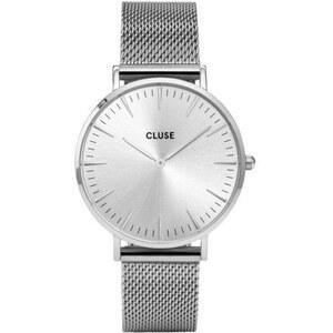 Montre Cluse La Bohème Mesh - Full Silver