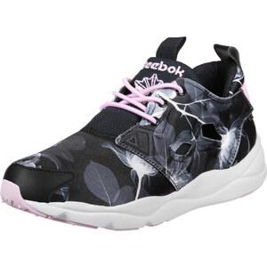 Reebok Furylite Graphic W chaussures black/white/pink