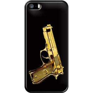 The Kase iPhone 5/5s/SE - Coque - noir