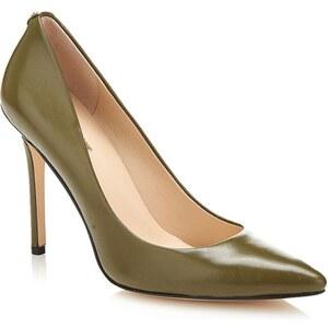 Guess Panny - Escarpins en cuir - vert