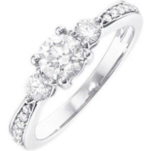 FIRETTI Ring Verlobungsring Vorsteckring Weigold