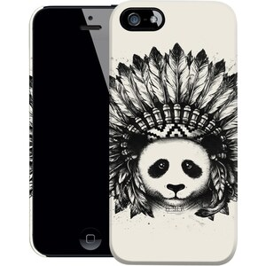caseable Coque iPhone 5 / 5S / SE Imprimée - Panda