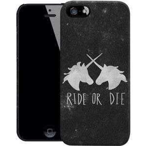 caseable Coque iPhone 5 / 5S / SE Imprimée - Ride or Die