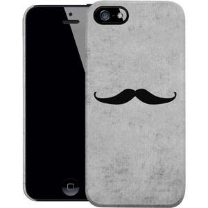 caseable Coque iPhone 5 / 5S / SE Imprimée - Moustache