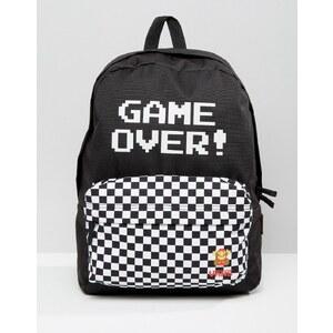 Vans - Sac à dos motif Nintendo Game Over - Multi