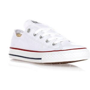 Converse Ctas Core - Sneakers - weiß und rot