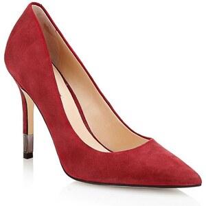 Guess Bayan 6 - Escarpins en cuir - rouge