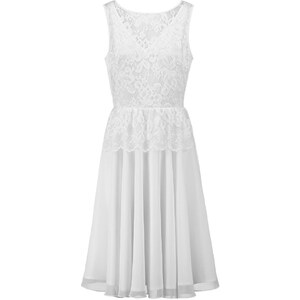 Swing Cocktailkleid / festliches Kleid ivory