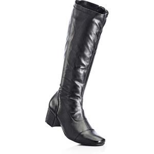 bpc bonprix collection Bottes noir avec 5 cm talon carréchaussures & accessoires - bonprix