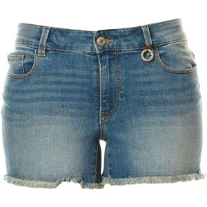 Only Shorts - jeansblau