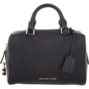 Michael Kors Sacs portés main, Kirby XS Leather Satchel Black en noir