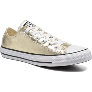 Converse - Chuck Taylor All Star Ox Metallics W - Sneaker für Damen / gold/bronze