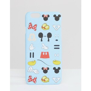 ASOS - Disney - Coque pour iPhone 6 - Multi