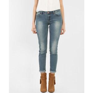 Jean skinny bleu denim, Femme, Taille 34 -PIMKIE- MODE FEMME