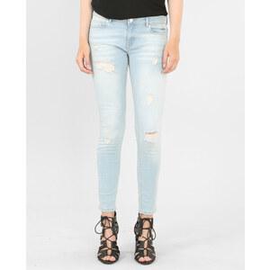 Jean skinny cut genoux bleu, Femme, Taille 34 -PIMKIE- MODE FEMME