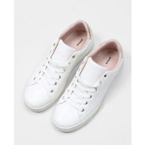 Baskets à lacets blanc, Femme, Taille 36 -PIMKIE- MODE FEMME