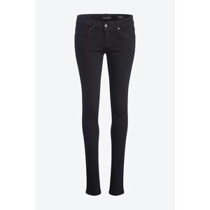 Jeans femme skinny SOFIA Noir Elasthanne - Femme Taille 34 - Bonobo
