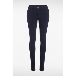 Jeans jegging femme skinny SILAO Bleu Coton - Femme Taille 34 - Bonobo