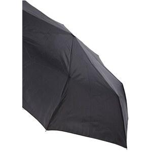 Parapluie coloris uni Noir Polyester - Femme Taille T.U - Cache Cache
