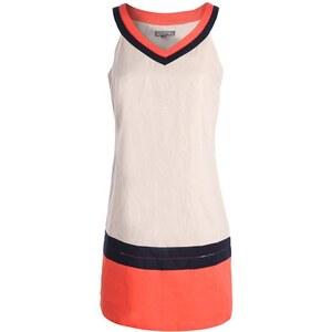 Robe droite sans manches Beige Coton - Femme Taille 38 - Cache Cache